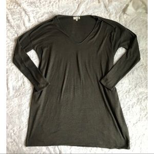 Wilfred Free Medium Green Sweater Dress